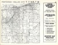 Pontoosuc, Dallas T7N-R7W, Hancock County 1963